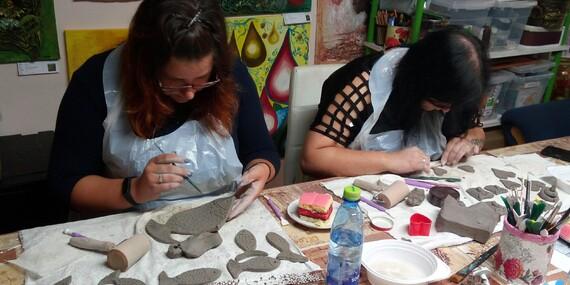 Kreatívne kurzy pre deti aj dospelých/Ostrov pri Piešťanoch