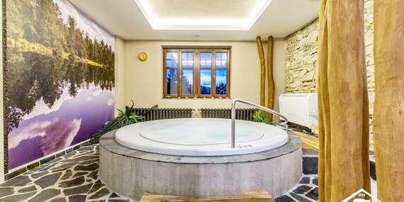 Ubytování v hotelu Franz v srdci Jeseníků s jídlem a wellness až do října 2021/Zlaté Hory