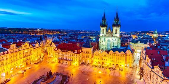 Ubytování a snídaně pro dva v hotelu Dalimil *** jen 4 zastávky od centra města Prahy / Česko - Praha