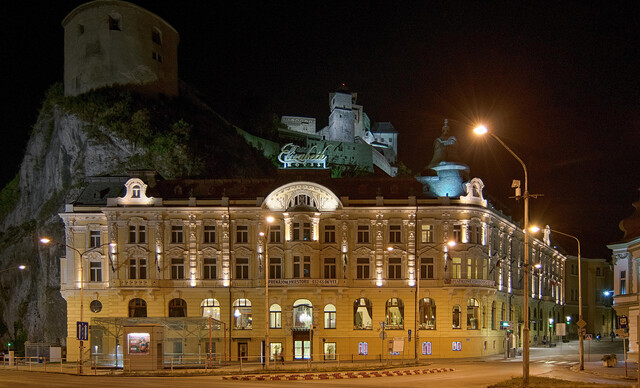 Hotel Elizabeth Trenčín ****