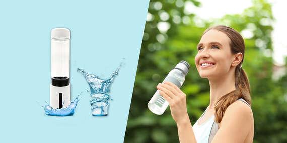 Generátor vodíkovej vody Hydrogen Booster na spomalenie starnutia  a zvýšenie výkonnosti/Slovensko