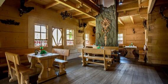 Nadštandardné izby vo vynikajúcom penzióne Tatrzanski Bór blízko 3 aquaparkov a ski centier/Polsko - Murzasichle
