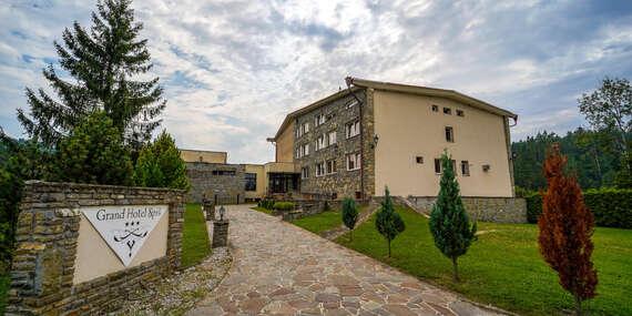 Grand Hotel Spiš ***: Jeden z nejlepších východisek za krásami Slovenského ráje / Čingov – Slovenský raj