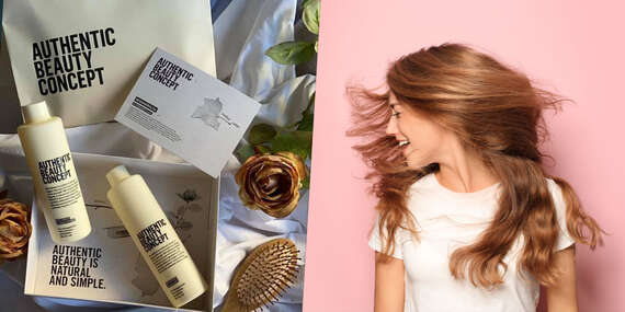 Regeneračná kúra pre poškodené vlasy s Authentic Beauty Concept/Košice
