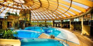 Celoročne otvorený maďarský aquapark Aquaworld Resort Budapest