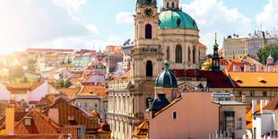Užite si dovolenku v Prahe