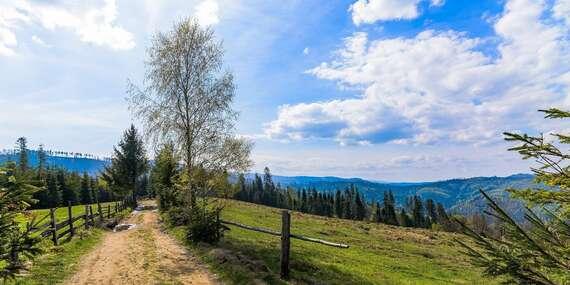 Od zimy do jara v Chatě Barborka v Horní Bečvě s polopenzí v blízkosti ski areálů i Stezky v korunách stromů/Beskydy - Horní Bečva