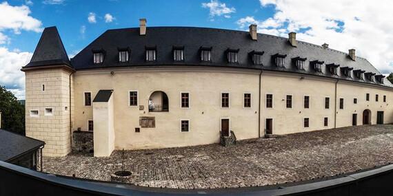 Kráľovský deň - wellness, masáž, prehliadka zámku a výborná večera na zámku The Grand Vígľaš ****/Detva - Vígľaš