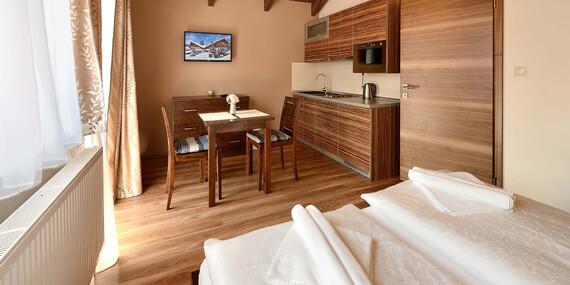 Luxusná Villa GARDENIA*** na Donovaloch so vstupom do wellness/Nízke Tatry - Donovaly