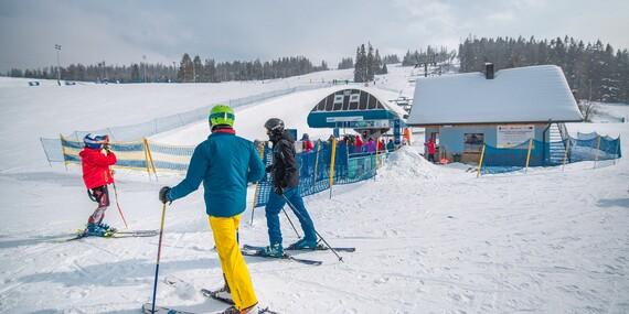 Celodenní i večerní lyžování v polských Tatrách v oblíbeném Jurgow Ski/Poľsko - Jurgow Ski