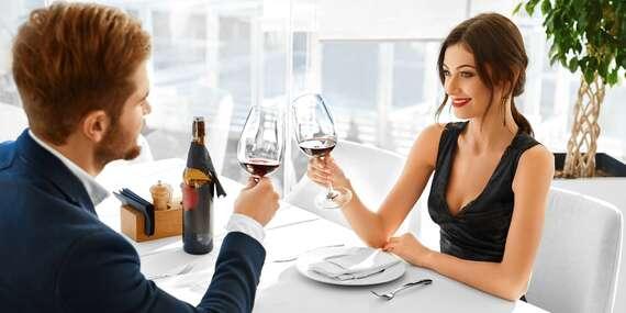 Trojchodové menu + drink pre 2 osoby alebo darčeková poukážka do reštaurácie Brix/Bratislava