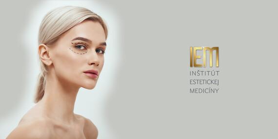 Blefaroplastika – kompletné riešenie pre ochabnuté viečka/Pezinok