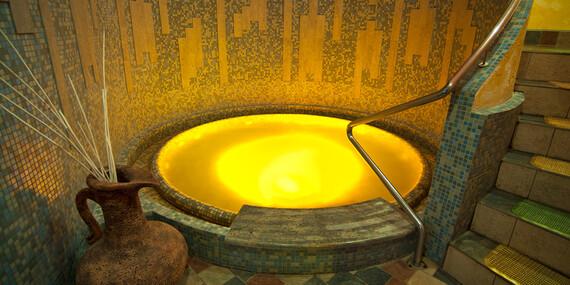 Wellness pobyt na Prednej hore s ubytovaním v chatke s polpenziou, soľnou jaskyňou a darčekom/Muráň - Predná Hora
