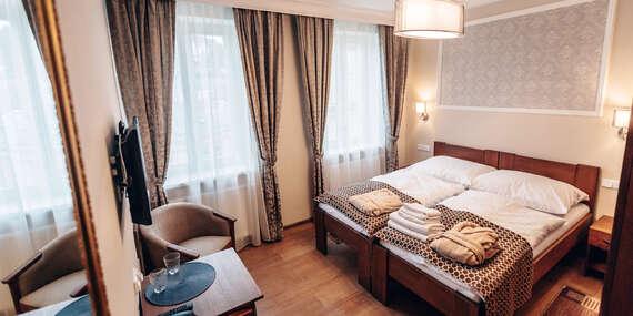 Wellness pobyt v hotelu Star**** v centru Karlových Varů se snídaní, masáží, koupelí, vstupem do sauny a platností do prosince 2020 / Karlovy Vary