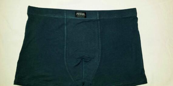 Výhodné balenie bambusových nohavičiek alebo pánskych boxeriek/Slovensko