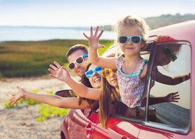 Dovolenka s deťmi: na týchto 5 vecí by ste nemali zabudnúť!