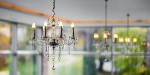 Nezabudnuteľný čas v podaní večere, wellness alebo bowlingu v Château Appony****/Topoľčany - Oponice