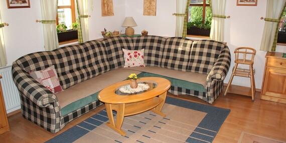 Rodinný domček Bôrka so saunou, ihriskom a exkurziou do včelej farmy + 1 noc zdarma/Fačkov