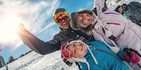 Celý deň na svahu so skipassom do Snowpark Lučivná s možnosťou večerného lyžovania/Lučivná