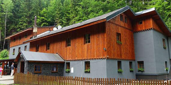 Užijte si letní radovánky v Krkonoších s polopenzí a až 2 dětmi do 18 let zdarma v penzionu Kamenný mlýn/Krkonoše - Strážné