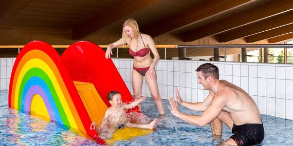 Celodenný vstup 3 v 1 do aquaparku TERMA BANIA, ktorý je hneď vedľa svahu/Poľsko - Białka Tatrzańska