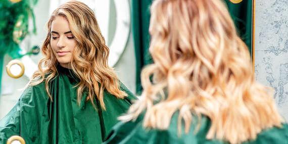 Profesionálne ošetrenie vlasov: strih, fúkanie, farbenie, melír, regenerácia alebo brazílsky keratín v Salóne IX/Bratislava – Petržalka