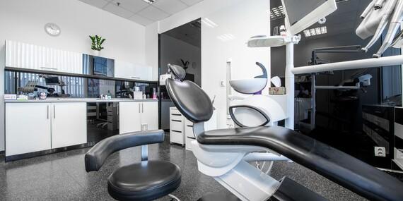 Vynikajúco hodnotená dentálna hygiena v Black & White Dental Clinic/Bratislava – Petržalka, Vienna Gate