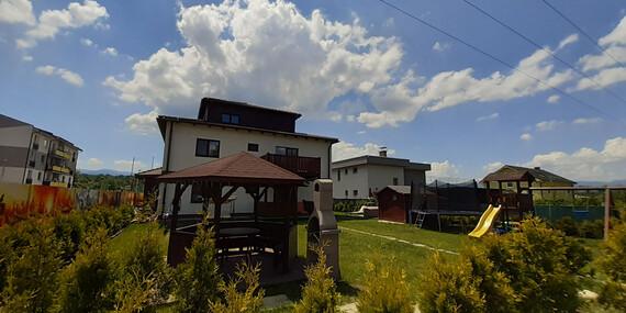 Dovolenka len 500 metrov od termálneho kúpaliska Bešeňová v apartmáne Arlan Bešeňová/Liptov - Bešeňová