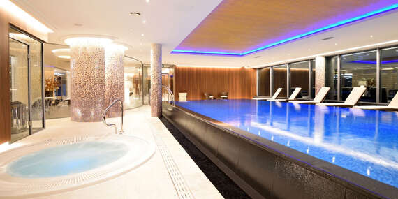 Vyskúšajte si štvorhviezdičkový luxus v hoteli Olympic**** s neobmedzeným wellness / Poľsko - Ustroń