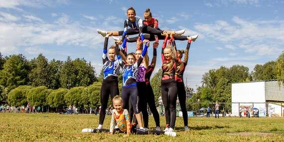 Letný tábor Cheerleaders Camp/Slovensko