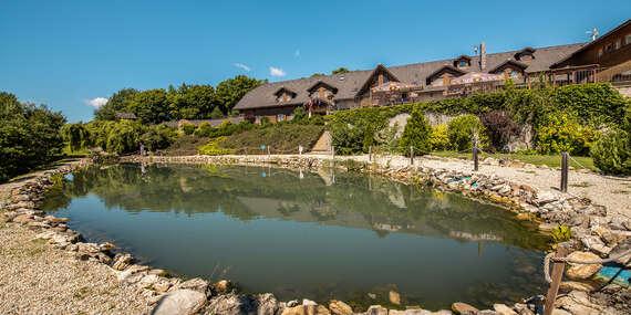Novinka: Pobyt v horskom prostredí Starohorských vrchov vo Fuggerovom Dvore s panoramatickým výhľadom/Selce