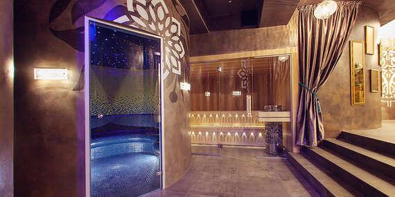 Neobmedzený vstup doOriental Luxury Spa, masáž alebo 5-chodová večera v Boutique Hoteli Zlatý Kľúčik**** / Nitra