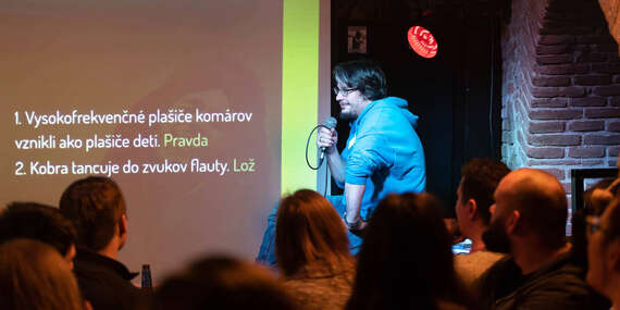 Zasúťaž si a vyhraj v Turban kvíze so stand-up komikom Kubom Lužinom (ONLINE) / online