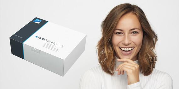 Profesionálne domáce bielenie White Smile pre váš krásny úsmev/Bratislava