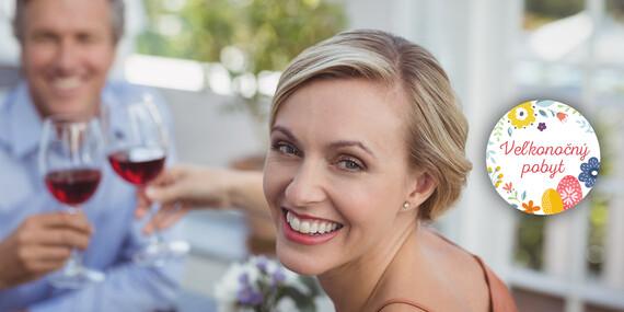Veľkonočný pobyt s polpenziou a degustáciou dobových vín v krásnom prostredí Kysúc/Kysucké Nové Mesto