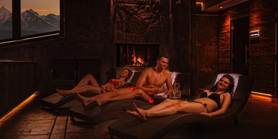 Zimní dovolená s polopenzí a wellness v nejkrásnější části Tater/Ždiar - Belianske Tatry