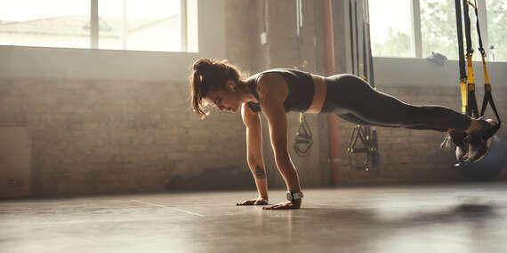 Cvičenia s osobným fitness trénerom - nedovolí, aby vaše predsavzatia zlyhali/Bratislava - Nové Mesto