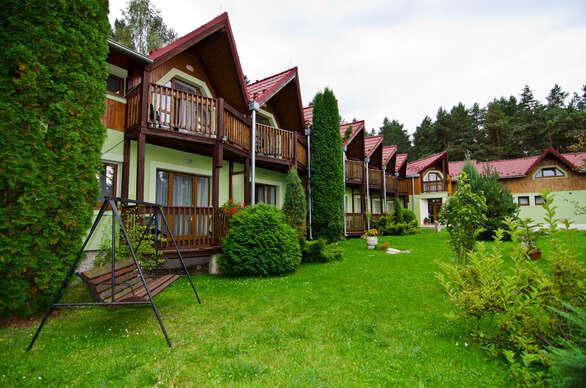 Relax v AquaCity Poprad alebo dobrodružstvo v Slovenskom raji aj počas Veľkej noci s výhľadom na Tatry v Park Hoteli Čingov***.