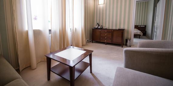 3 noci nabité procedúrami, plnou penziou a wellness v Hoteli Sandor Pavillon**** Piešťany/Piešťany