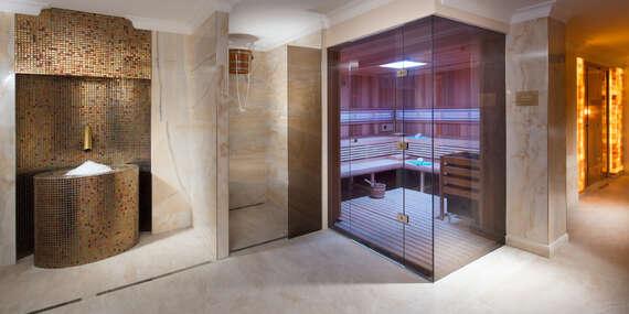 Wellness pobyt v hotelu Chateau Monty Spa Resort **** v Mariánských Lázních s polopenzí i procedurami dle variant až do prosince 2021/Mariánské Lázně