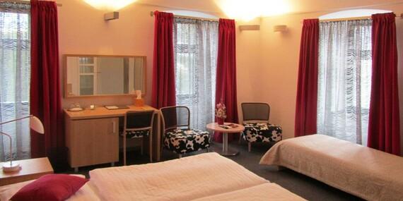 Čarovná zima v historických priestoroch hotela Villa Nečas****/Žilina