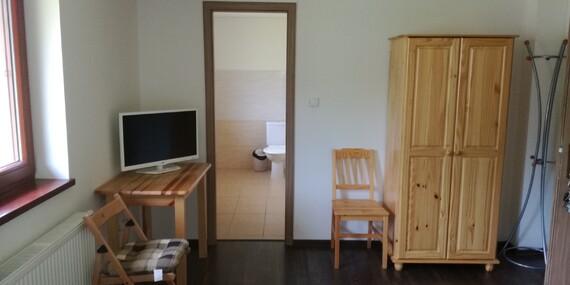 Útulne ubytovanie v podhorskej obci s nekonečnými možnosťami turistiky a cyklistiky/Hervartov – Kľušov