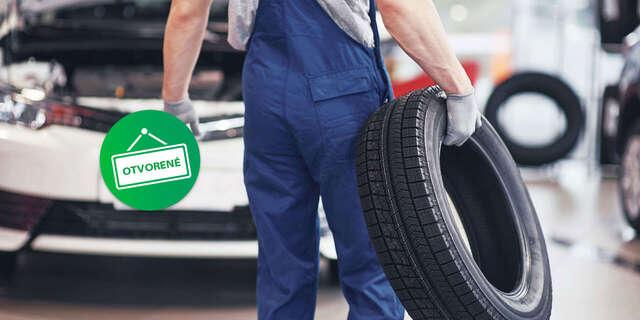 Autoservis BARNY: Kompletné prezutie pneumatík aj s vyvážením, bez čakania