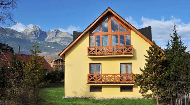Tatry s ubytovaním v štúdiách alebo apartmánoch pod Lomnickým štítom + ubytovanie pre dieťa do 6 r. zdarma