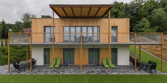 Moderné apartmány pri Domaši so súkromnou vírivkou/Domaša
