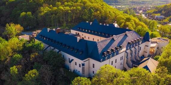 Královská dovolená v zámeckém hotelu The Grand Vígľaš **** s polopenzí a luxusním wellness/Detva - Vígľaš