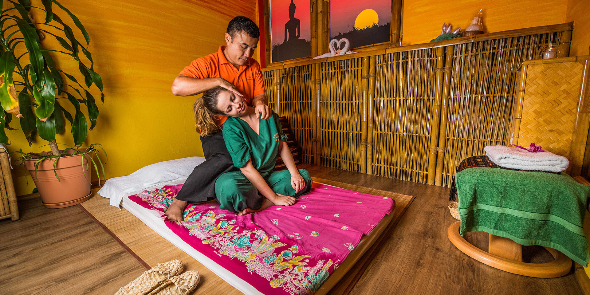 Tradičná thajská masáž v Starom Meste – obľúbený darček plný relaxu, s novými voľnými termínmi