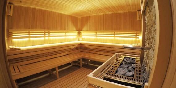 Wellness v Športcentre Púchov - vstupy do vodného a saunového sveta/Púchov
