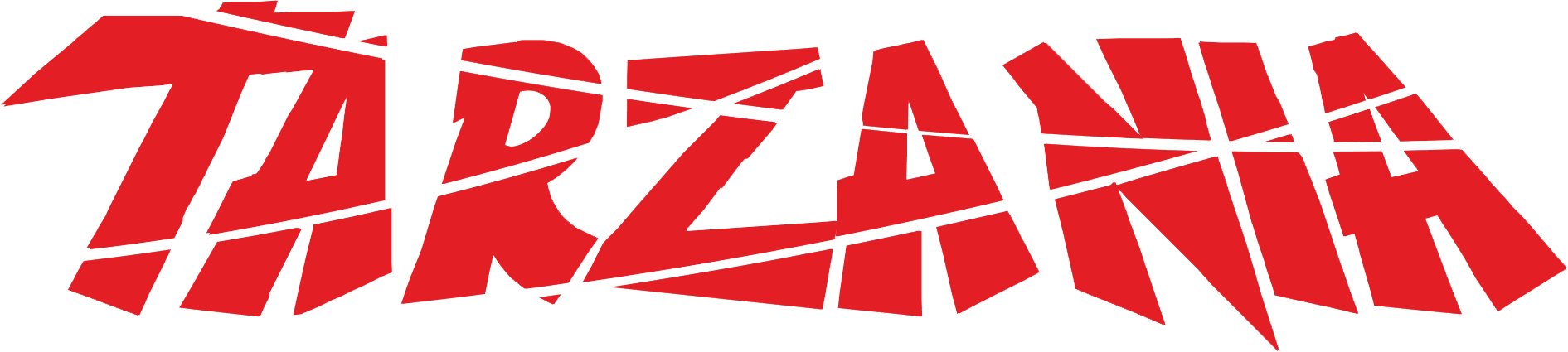TARZANIA - Zipline Hrabovo