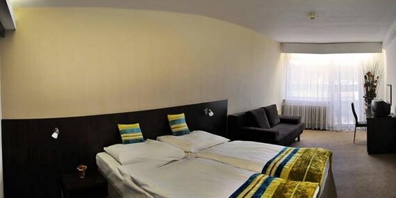 Rekreačný pobyt v kúpeľnom hoteli Máj*** v Piešťanoch s polpenziou a kúpaním/Piešťany